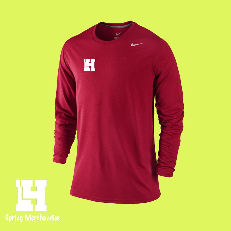Men's Dri-Fit Shirt ($25)