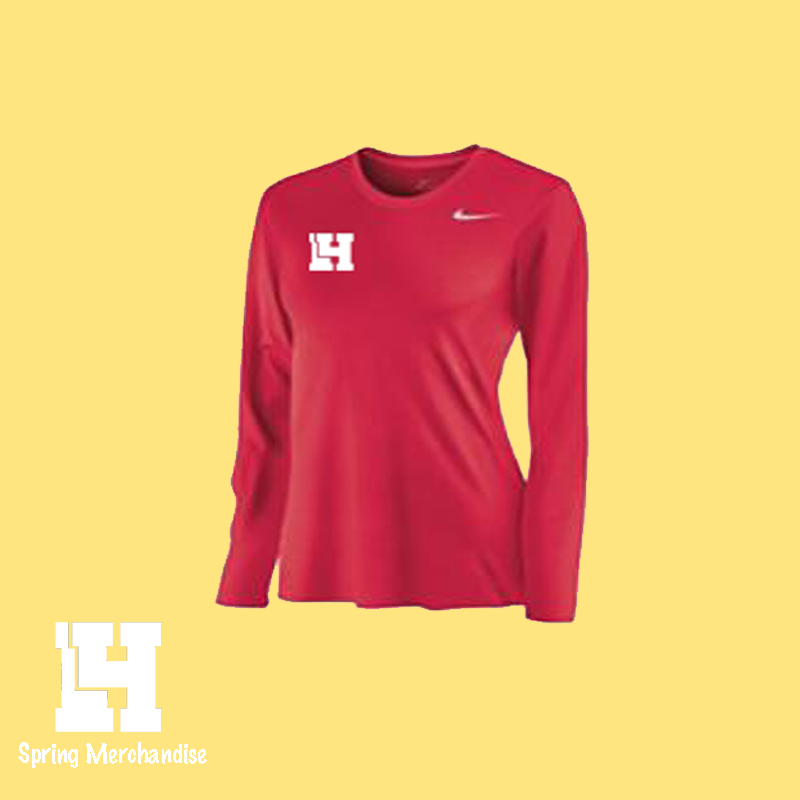 Women's Dri-Fit Shirt ($25)