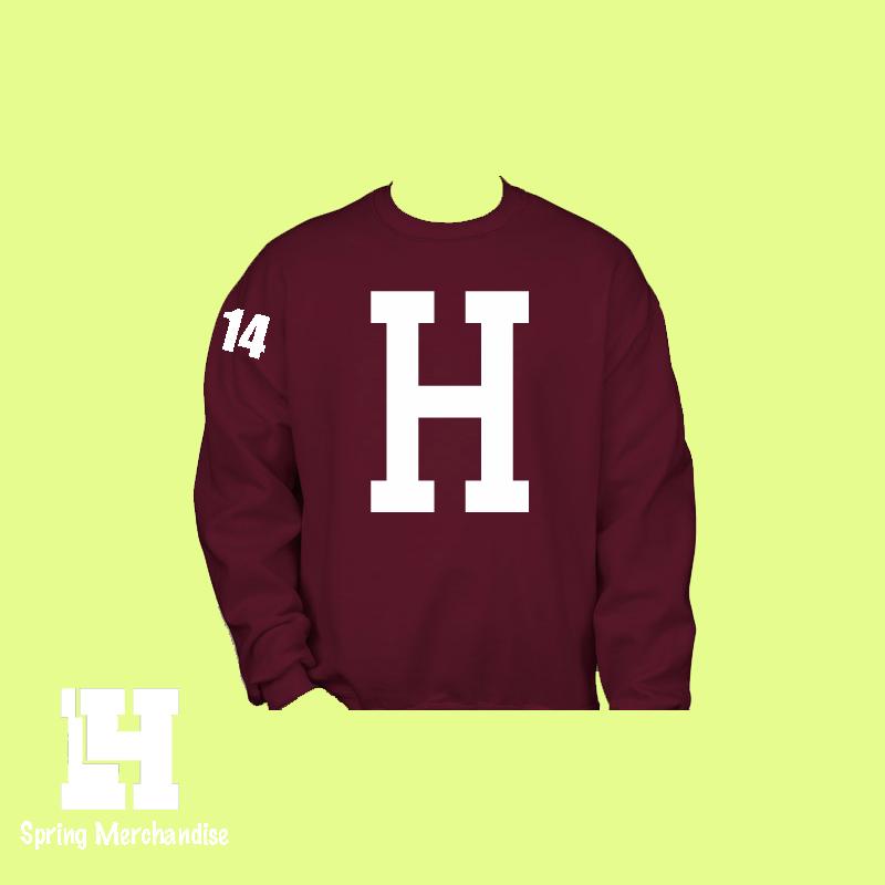 Sweatshirt ($25)
